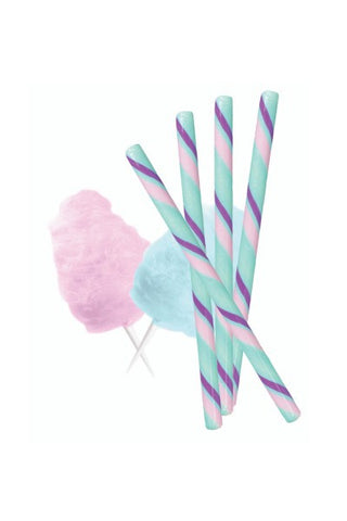 Candy Sticks, Cotton Candy