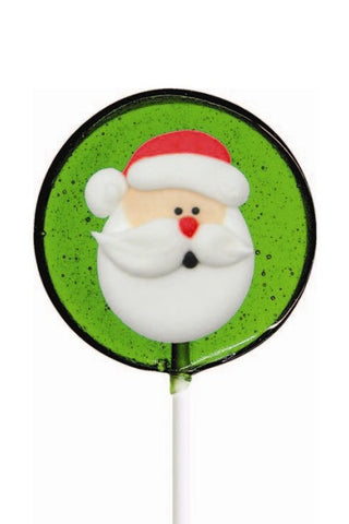 Christmas Lollipal, Santa