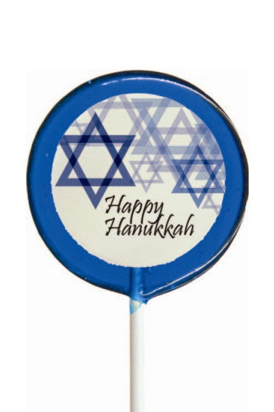 Hanukkah Lollipal, Happy Hanukkah