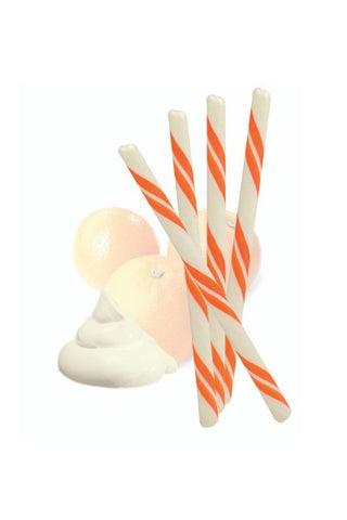 Candy Sticks, Orange Cream