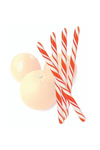 Candy Sticks, Orange