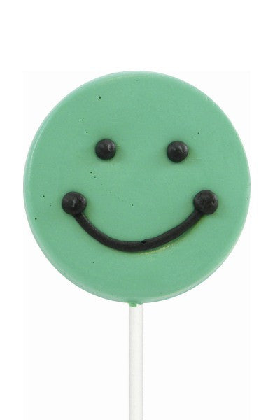 Smiley Lollipals, Green