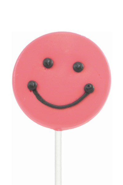 Smiley Lollipals, Pink