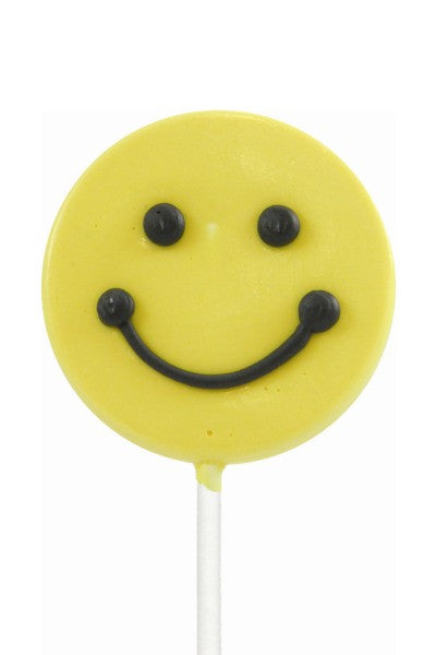 Smiley Lollipals, Yellow