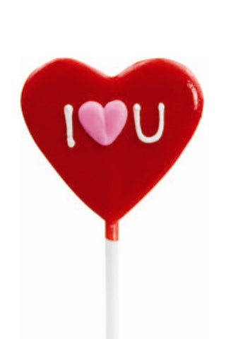 Valentine I Heart You Li'l Lollie