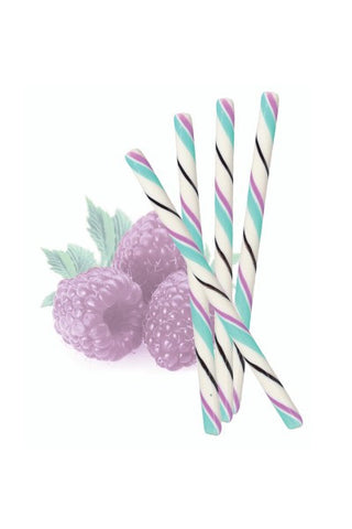 Candy Sticks, Blue Raspberry