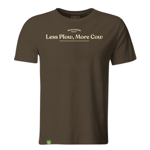 """Less Plow, More Cow"" Tee"