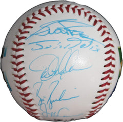 Florida Marlins 1993 Team Signed Autographed Limited Edition Baseball PAAS COA-9 Autographs
