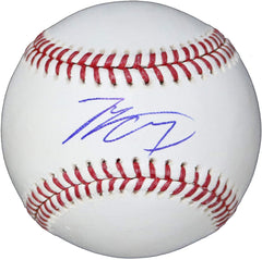 Shohei Ohtani Los Angeles Angels Signed Autographed Rawlings Official Major League Baseball Global COA with Display Holder