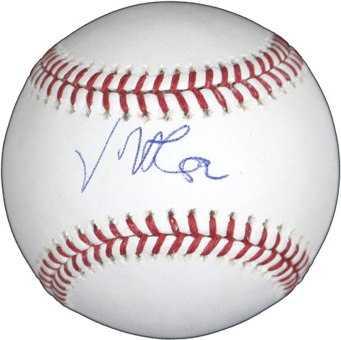 Mike Clevinger San Diego Padres Signed Autographed Rawlings Official Major League Baseball with Display Holder CAS COA