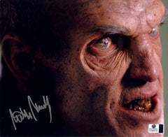 "Mike Mundy Signed Autographed 8"" x 10"" Walking Dead Photo Global COA"