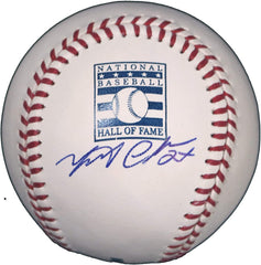 Miguel Cabrera Detroit Tigers Signed Autographed Rawlings Hall of Fame Official League Baseball with Display Holder
