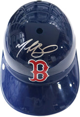 Mookie Betts Boston Red Sox Signed Autographed Rawlings Full Size Souvenir Replica Batting Helmet PAAS COA