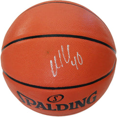 Udonis Haslem Miami Heat Signed Autographed Spalding NBA Game Ball Series Basketball JSA COA