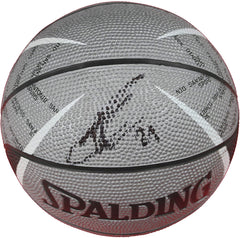 Autographed Mini Basketballs