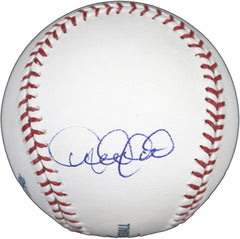 Derek Jeter New York Yankees Signed Autographed Rawlings Official Major League Baseball Global COA with UV Display Holder