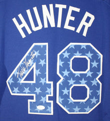Torii Hunter Detroit Tigers Signed Autographed 2013 All Star #48 Jersey JSA COA
