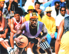 "Wesley Snipes Signed Autographed White Men Can't Jump 11"" x 14"" Photo JSA COA"