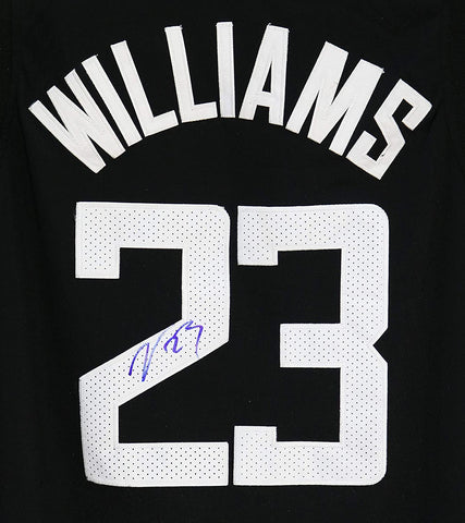 Lou Williams Los Angeles Clippers Signed Autographed Black #23 Jersey