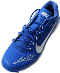 Addison Russell Chicago Cubs Signed Autographed Nike Baseball Cleat Shoe Beckett COA