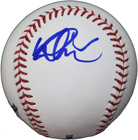 Ichiro Suzuki Seattle Mariners New York Yankees Signed Autographed Rawlings Official Major League Baseball Beckett COA with Display Holder