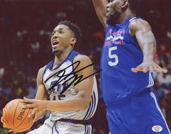 "Donovan Mitchell Utah Jazz Signed Autographed 8"" x 10"" Photo PAAS COA"