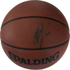 Dirk Nowitzki Dallas Mavericks Signed Autographed Spalding Basketball JSA COA