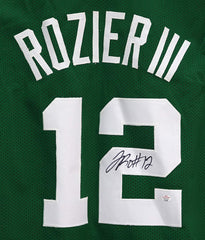Terry Rozier Boston Celtics Signed Autographed Green #12 Custom Jersey PAAS COA