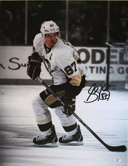"Sidney Crosby Pittsburgh Penguins Signed Autographed 11"" x 14"" Photo PAAS COA"