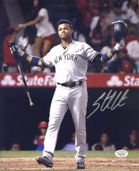 "Starlin Castro New York Yankees Signed Autographed 8"" x 10"" Photo PP COA"