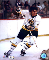 "Bobby Orr Boston Bruins Signed Autographed 8"" x 10"" Photo Global COA"
