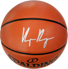 Kyle Kuzma Los Angeles Lakers Signed Autographed Spalding NBA Game Ball Series Basketball