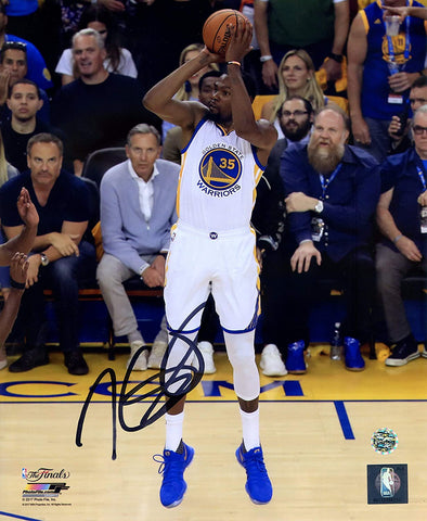 "Kevin Durant Golden State Warriors Signed Autographed 8"" x 10"" Shooting Photo"