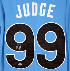 Aaron Judge New York Yankees Signed Autographed 2017 All Star #99 Jersey PP COA