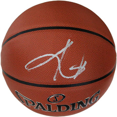 Kyrie Irving Brooklyn Nets Signed Autographed Spalding NBA Basketball Beckett COA
