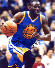 "Draymond Green Golden State Warriors Signed Autographed 8"" x 10"" Photo PAAS COA"