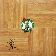 Jeff Green Boston Celtics Signed Autographed Basketball Floorboard
