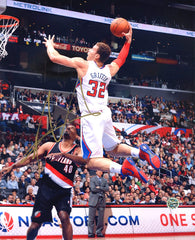 "Blake Griffin Los Angeles Clippers Signed Autographed 8"" x 10"" Photo"