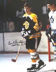 "Bobby Orr Boston Bruins Signed Autographed 11"" x 14"" Photo PAAS COA"