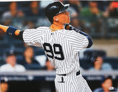 "Aaron Judge New York Yankees Signed Autographed 11"" x 14"" Photo PAAS COA"