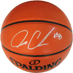 Jordan Clarkson Utah Jazz Signed Autographed Spalding NBA Game Ball Series Basketball CAS COA