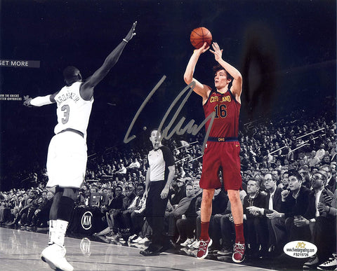 "Cedi Osman Cleveland Cavaliers Cavs Signed Autographed 8"" x 10"" Shooting Photo"