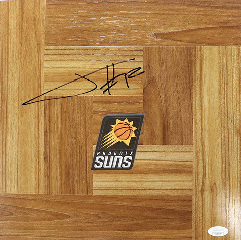 Cheick Diallo Phoenix Suns Signed Autographed Basketball Floorboard JSA COA