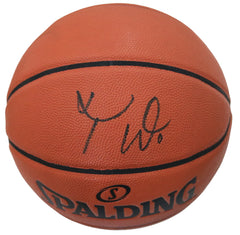 Russell Westbrook Washington Wizards Signed Autographed Spalding Game Ball Series Basketball PAAS COA