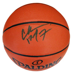 Charles Barkley Phoenix Suns Signed Autographed Spalding NBA Game Ball Series Basketball CAS COA