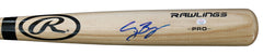 Cody Bellinger Los Angeles Dodgers Signed Autographed Rawlings Pro Natural Bat PAAS COA