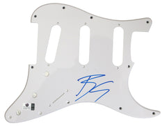 Autographed Guitar Pickguards