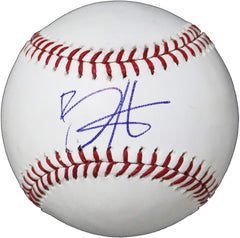Bryce Harper Philadelphia Phillies Sweet Spot Signed Autographed Rawlings Official Major League Baseball Global COA with Display Holder