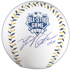 Miguel Cabrera Detroit Tigers Signed Autographed Rawlings 2016 All-Star Game Official Baseball with Display Holder