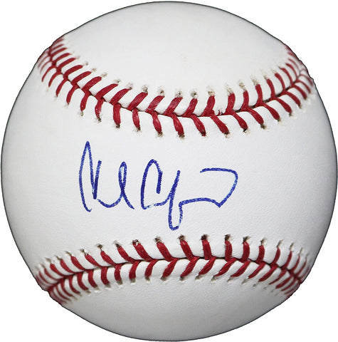 Carl Crawford Tampa Bay Rays Boston Red Sox Los Angeles Dodgers Signed Autographed Rawlings Official Major League Baseball JSA COA with Display Holder